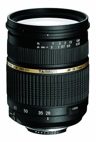 "Tamron AF 28-75mm 2,8 XR DI LD ASL SP Macro digitales Objektiv mit ""Built-In Motor"" für Nikon"