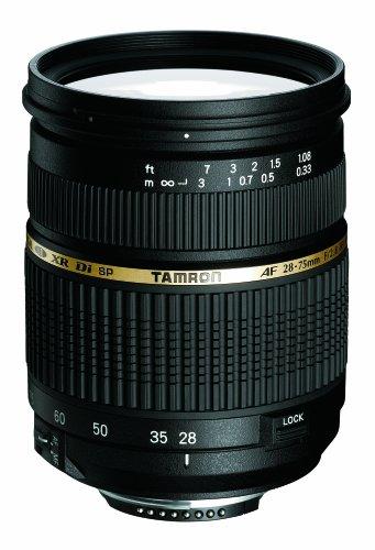 Tamron Objectif SP AF 28-75mm F/2,8 ASPh XR Di LD IF Macro - Monture Nikon