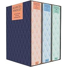 Auf der Suche nach der verlorenen Zeit: Werke. Frankfurter Ausgabe. 3 Bände in Kassette (suhrkamp taschenbuch)