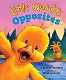 Little Quack's Opposites (Super Chubbies)