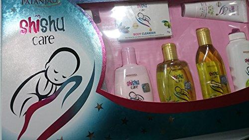 Patanjali Shishu Care Combo Pack