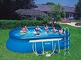Oval Frame Pool 610x366x122 Intex 57982