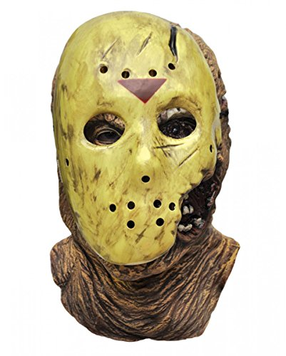 n Horror Maske New Blood (Jason Latex Maske)