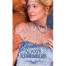 A Gentleman Always Remembers (Pocket Star Books Romance)