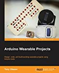 Design, code, and build exciting wearable projects using Arduino tools  About This Book  * Develop an interactive program using sensors and actuators suitable with wearables * Understand wearable programming with the help of hands-on projects * Explo...