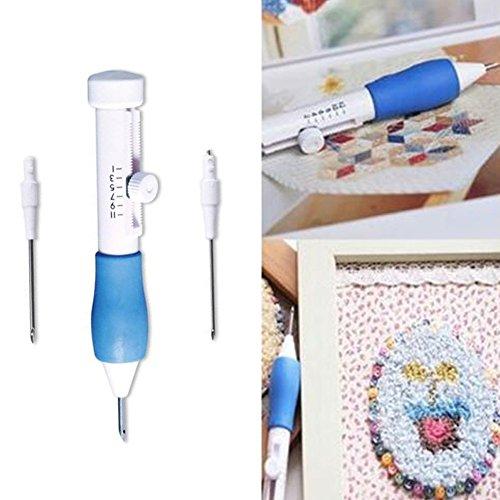 Rokoo 1,3/1,6/2,2 mm DIY Durchmesser Stickerei Stickerei Stift Kleidung Punch Needle