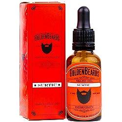 Aceite Org nico para Barba...