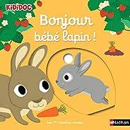 Bonjour bébé lapin ! livre animé kididoc - dès 1 an (04)