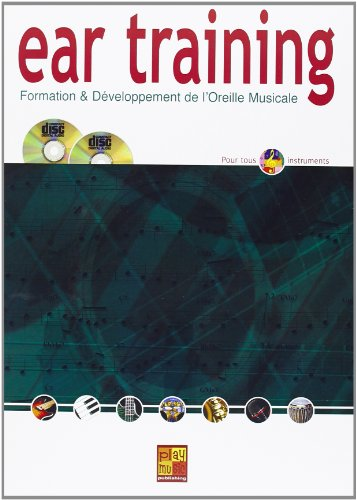 Ear Training (2 CD audio inclus) - lamboley denis.