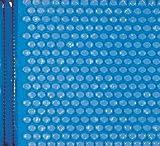 Interline 55600116 Sommer Abdeckplane oval 8-eckig, 6,40m x 4,00m