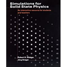 Simulations for Solid State Physics: An Interactive Resource for Students and Teachers