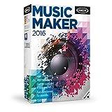 MAGIX Music Maker 2016 - Software De Edición De Audio/Música