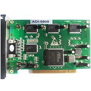 8 Channel Real-Time PCI CCTV Digital Video Recorder (DVR) Card