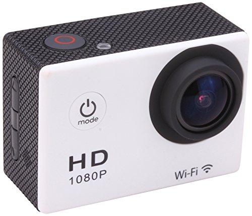 NK NK-AC3056-FDB Cámara acción alta definición FHD 1080P, Blanco