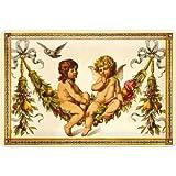 Nostalgic-Art 20239 Pfunds Engel Blechschild, 20 x 30 cm