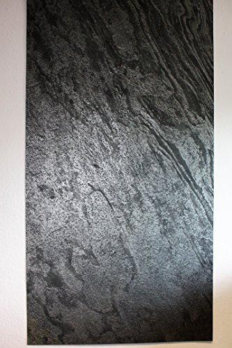 Dünnschiefer Schieferfurnier Stone Veneer Steinfurnier Wandverblender Echtstein Steinwand Glimmerschiefer Wandsteine Fliese Tapete - Stein-boden-muster