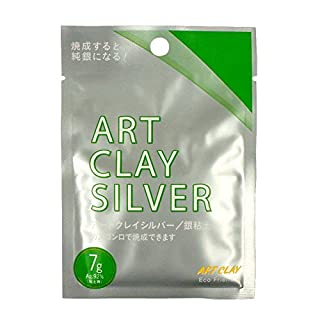 Art Clay Silver 7g A-272 (japan import) by Aida chemical industry