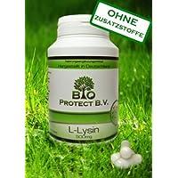 L- Lysin 500 mg - 120 Kapseln - Bio Protect OHNE ZUSATZSTOFFE preisvergleich bei fajdalomcsillapitas.eu