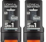 Best L'oreal Paris gel - x2 L'Oreal Paris Men Expert 5 in 1 Review