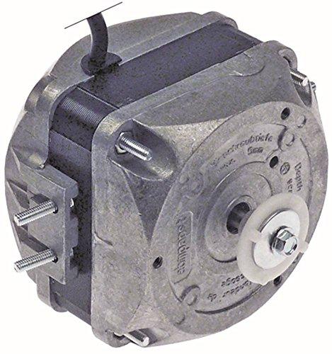 EBM-PAPST M4Q045-CA03-75 Lüftermotor 230V 10W 1300/1550U/min 50/60Hz 5 Befestigungsoptionen Breite 67mm Geschwindigkeiten 2