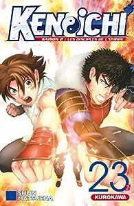 Ken-Ichi Saison 2 Tome 23