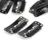 #10: Hair Extension / Patches / Wigs Clips For Men & Women (Set of 6 Pcs)