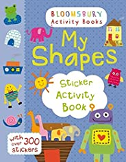 My Shapes Sticker Activity Book (Maths Activity Books)