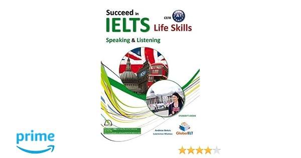 IELTS Life Skills - CEFR Level A1 - Speaking & Listening