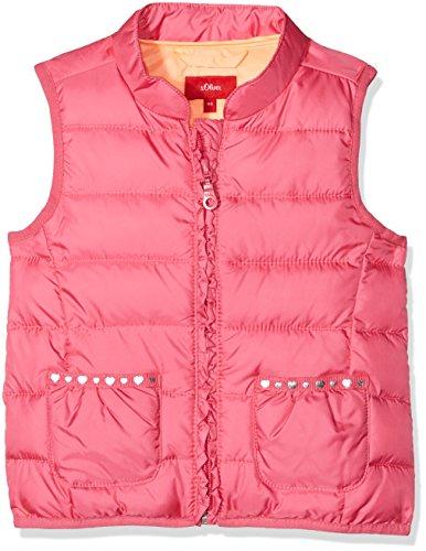 s.Oliver Baby-Jungen Weste 59.803.53.2176, Rosa (Pink 4424), 80