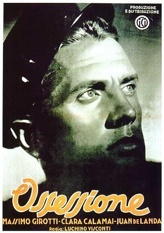 Ossessione Plakat Movie Poster (11 x 17 Inches - 28cm x 44cm) (1943) Italian C