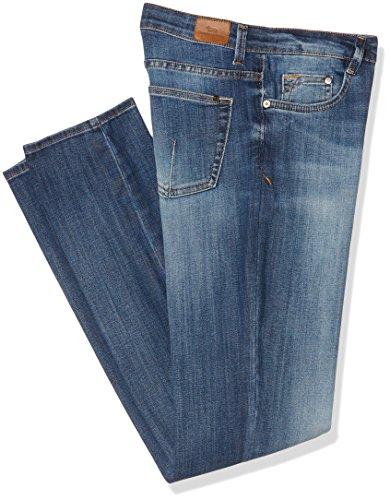 Harmont & Blaine, Cinque tasche slim fit - Jeans da donna, colore blu denim, taglia 40