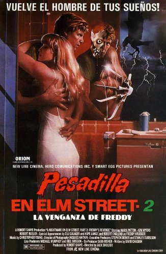 nightmare-on-elm-street-2-freddys-revenge-poster-movie-spanish-11-x-17-in-28cm-x-44cm-mark-patton-ho