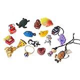 24 gefüllte große transparente Kapseln mit Spielzeug für Kinder   Mitgebsel Geschenk für Geburtstag Kinderparty   Spielsachen für Automaten Greifautomat -