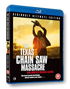 The Texas Chain Saw Massacre - The Seriously Ultimate Edition [Blu-ray] [1974]