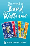 The World of David Walliams: 6 Book Collection (The Boy in the Dress, Mr Stink, Billionaire Boy, Gangsta Granny, Ratburger, Demon Dentist) PLUS Exclusive Extras (English Edition)