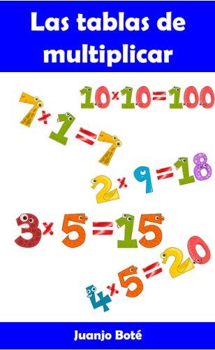 Las tablas de multiplicar por Juanjo Boté