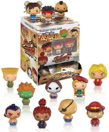 Street Fighter Pint Size Heroes Vinyl Figura (1 Random)