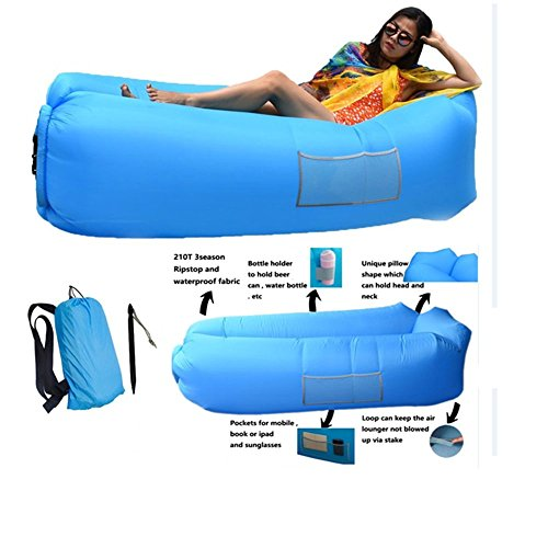 Kemxi tech Outdoor Air Sofa Fast Inflatable Laybag