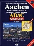 ADAC Stadtatlas Aachen -