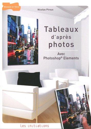 Tableaux d'aprs photos