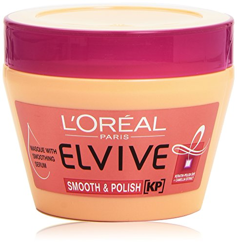 Elvive by L' Oreal - Paris Smooth Caresse XS Maschera 300 ml