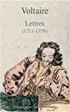 Lettres (1711-1778)