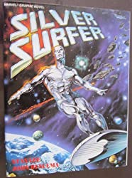 Silver Surfer: Judgement Day (Marvel graphic novel) by Stan Lee (1988-06-02)