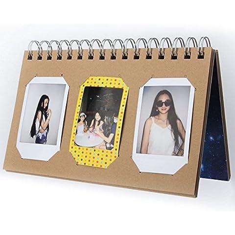 Woodmin 60 Tasche Fujifilm Instax Mini Photo