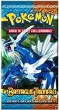 Pokemon Hs BATTAGLIE TRIONFALI busta da 10 carte