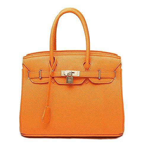 Yan Show, Borsa a tracolla donna arancione Orange Orange