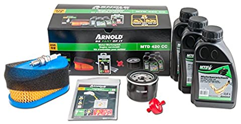 Arnold ask02Kit de service pour MTD 420ccm moteur (MKB 4p90), 1pièce, 9100de x2–1006