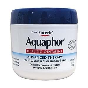 Aquaphor (EUCERIN) Healing Ointment Advanced Therapy im Tiegel für trockene, rissige Haut 396g