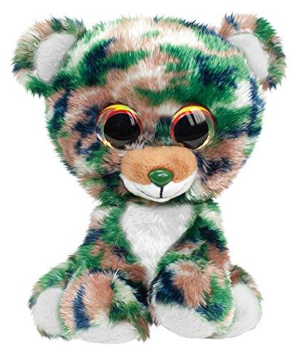 "Bear Camo Plush - Lumo Stars 54968 - 15cm 6"""