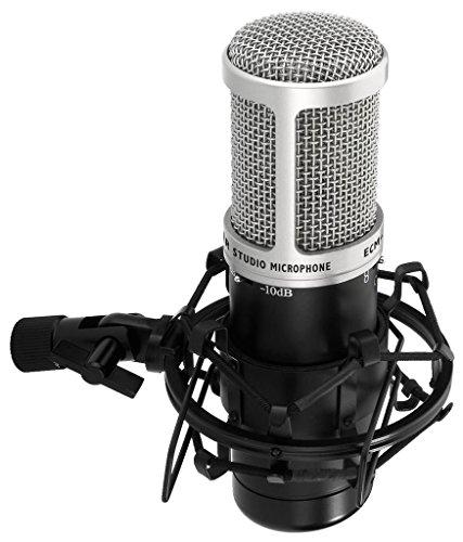 Microfono a condensatore con diaframma di grandi dimensioni (ECM-170)